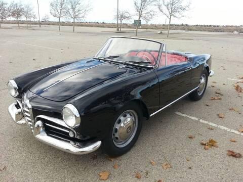 1960 Alfa Romeo Spider for sale at NJ Enterprises in Indianapolis IN