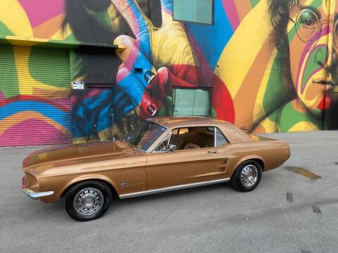 1967 Ford Mustang for sale at BIG BOY DIESELS in Ft Lauderdale FL