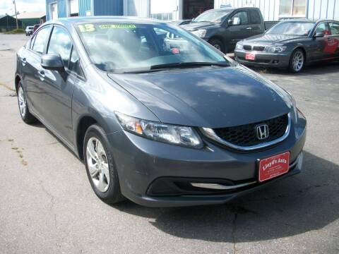 2013 Honda Civic for sale at Lloyds Auto Sales & SVC in Sanford ME