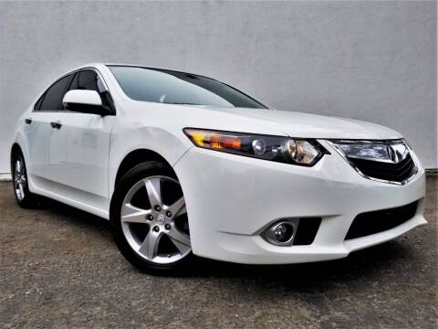 2014 Acura TSX for sale at Planet Cars in Berkeley CA