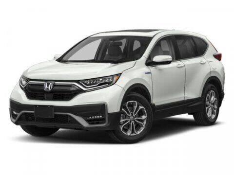 2021 Honda CR-V Hybrid for sale at DAVID McDAVID HONDA OF IRVING in Irving TX