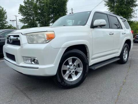 2011 Toyota 4Runner for sale at iDeal Auto in Raleigh NC