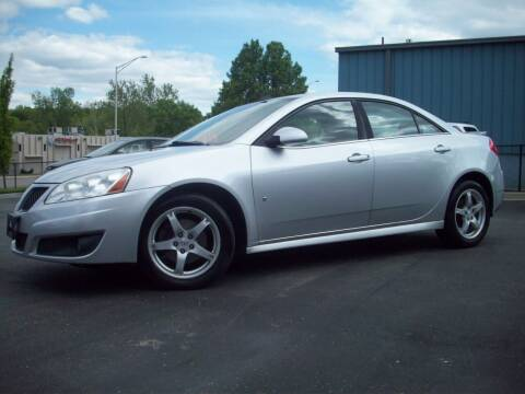 2009 Pontiac G6 for sale at Whitney Motor CO in Merriam KS