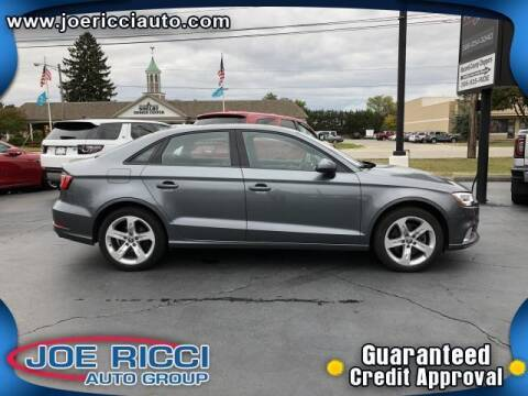2017 Audi A3 for sale at Mr Intellectual Cars in Shelby Township MI