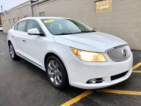 2012 Buick LaCrosse for sale at Richardson Sales & Service in Highland IN