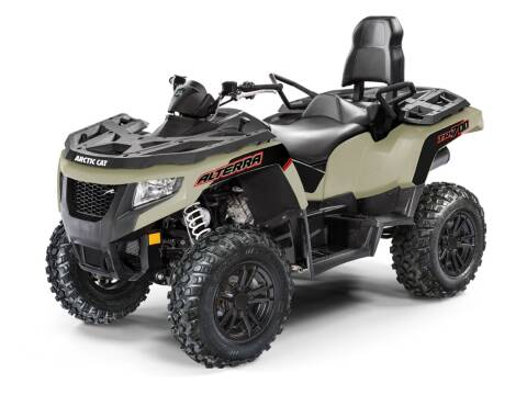 2022 Arctic Cat Alterra TRV 700 EPS for sale at Champlain Valley MotorSports in Cornwall VT