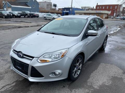 2013 Ford Focus for sale at Midtown Autoworld LLC in Herkimer NY