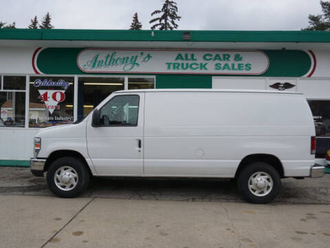 2013 Ford E-Series Cargo for sale at Anthony's All Cars & Truck Sales in Dearborn Heights MI
