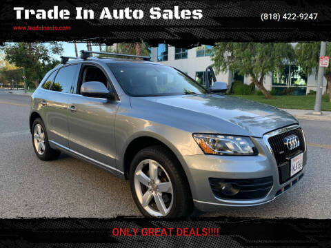 2010 Audi Q5 for sale at Trade In Auto Sales in Van Nuys CA