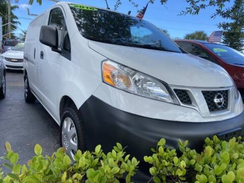 2016 Nissan NV200 for sale at Mike Auto Sales in West Palm Beach FL