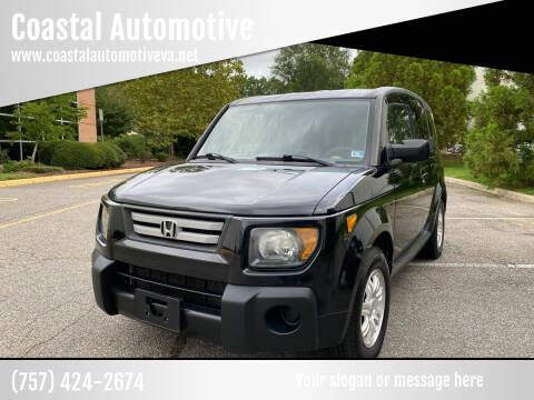 2008 Honda Element for sale at Coastal Automotive in Virginia Beach VA