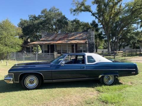 1974 Buick Electra for sale at Village Motors Of Salado in Salado TX