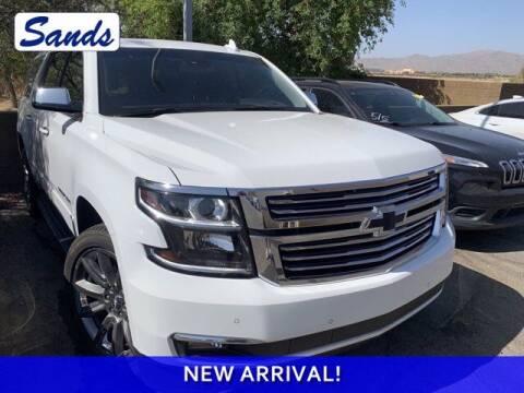 2017 Chevrolet Suburban for sale at Sands Chevrolet in Surprise AZ