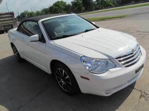 2008 Chrysler Sebring for sale at tazewellauto.com in Tazewell TN
