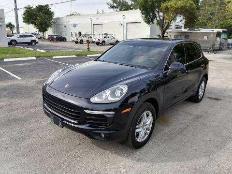 2016 Porsche Cayenne for sale at Best Price Car Dealer in Hallandale Beach FL
