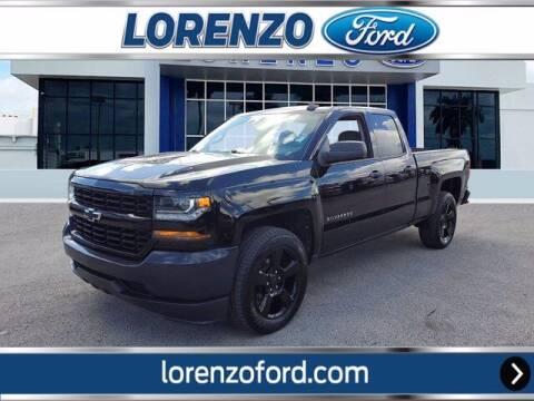 2017 Chevrolet Silverado 1500 for sale at Lorenzo Ford in Homestead FL