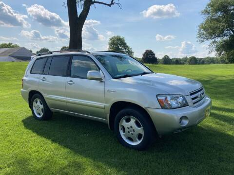 2004 Toyota Highlander for sale at Good Value Cars Inc in Norristown PA
