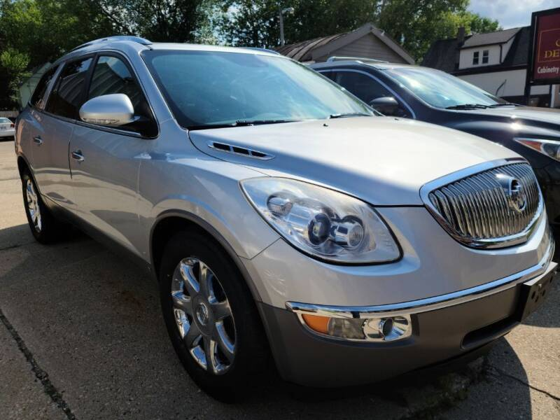 2010 Buick Enclave for sale at LOT 51 AUTO SALES in Madison WI