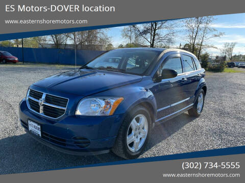 2009 Dodge Caliber for sale at ES Motors-DAGSBORO location - Dover in Dover DE