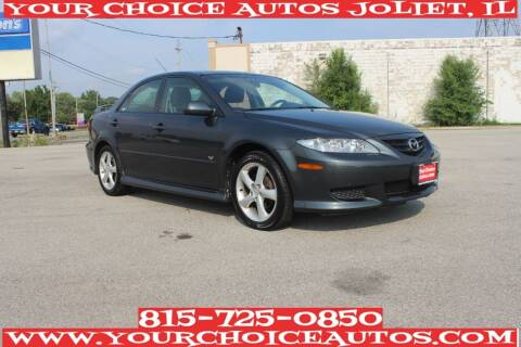 2005 Mazda MAZDA6 for sale at Your Choice Autos - Joliet in Joliet IL
