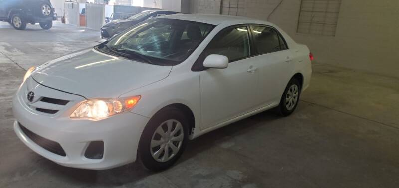 2011 Toyota Corolla for sale at Klika Auto Direct LLC in Olathe KS