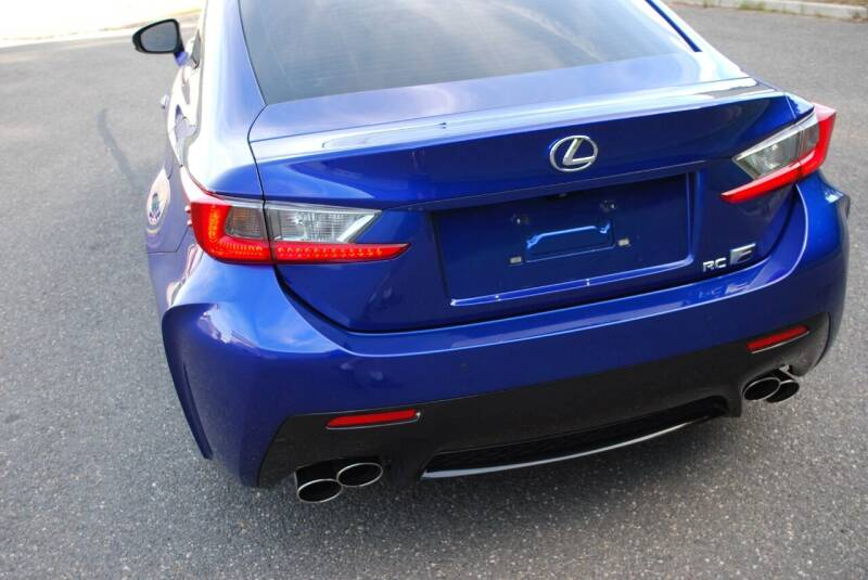 2015 Lexus RC F 2dr Coupe - New Milford CT