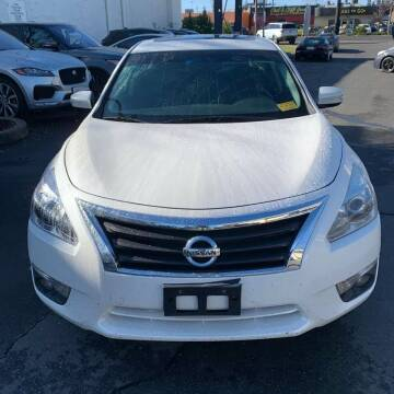 2014 Nissan Altima for sale at GLOBAL MOTOR GROUP in Newark NJ