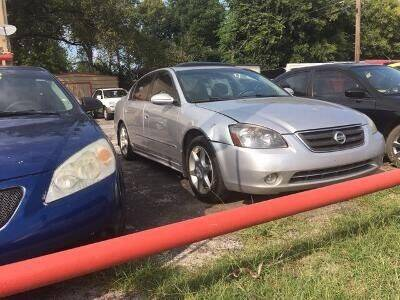 2003 Nissan Altima for sale at Used Car City in Tulsa OK