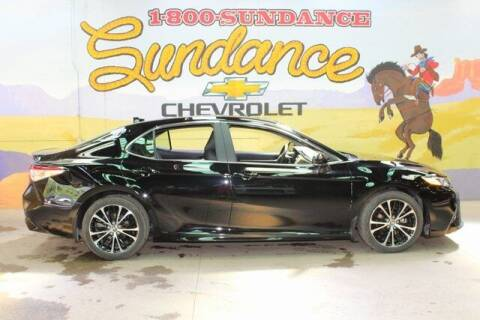 2020 Toyota Camry for sale at Sundance Chevrolet in Grand Ledge MI