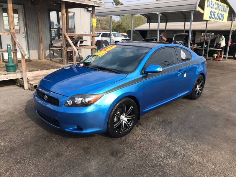 2010 Scion tC for sale at Texas 1 Auto Finance in Kemah TX