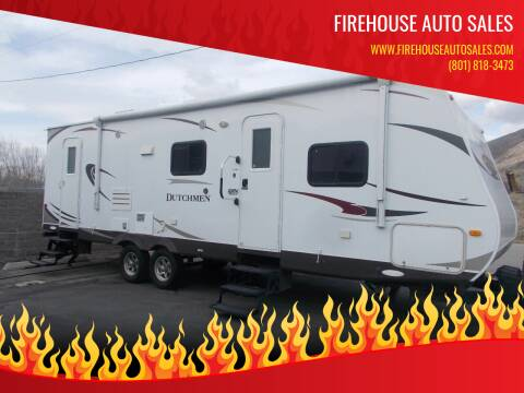 2013 RTrav Dutchmen for sale at Firehouse Auto Sales in Springville UT