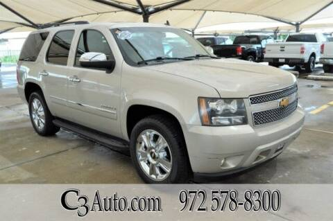 2009 Chevrolet Tahoe for sale at C3Auto.com in Plano TX