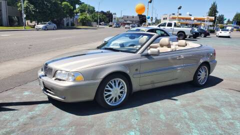 2002 Volvo C70 for sale at Good Guys Used Cars Llc in East Olympia WA