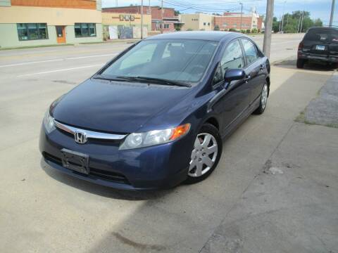 2007 Honda Civic for sale at 3A Auto Sales in Carbondale IL