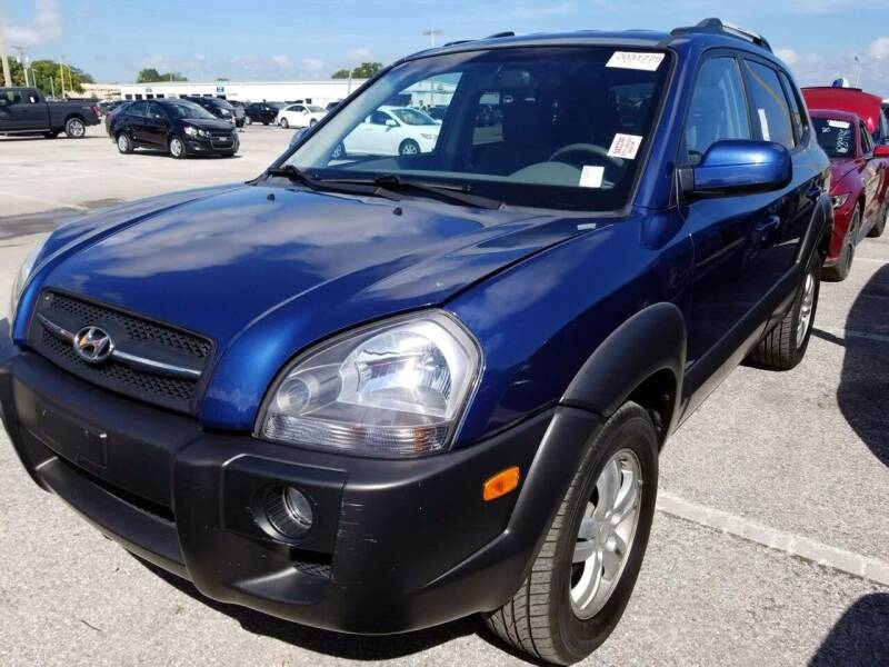 2006 Hyundai Tucson for sale at Waukeshas Best Used Cars in Waukesha WI