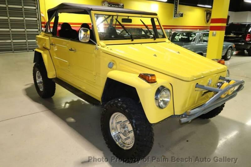1974 Volkswagen Thing for sale in Boynton Beach, FL