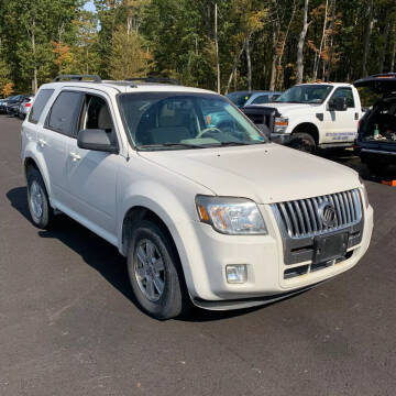 2010 Mercury Mariner for sale at American & Import Automotive in Cheektowaga NY