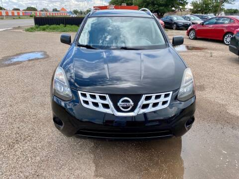 2015 Nissan Rogue Select for sale at Good Auto Company LLC in Lubbock TX