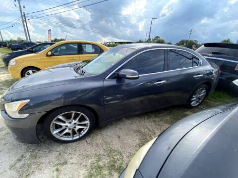 2010 Nissan Maxima for sale at ROCKLEDGE in Rockledge FL
