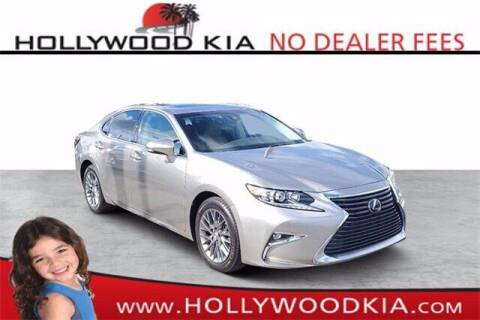 2018 Lexus ES 350 for sale at JumboAutoGroup.com in Hollywood FL