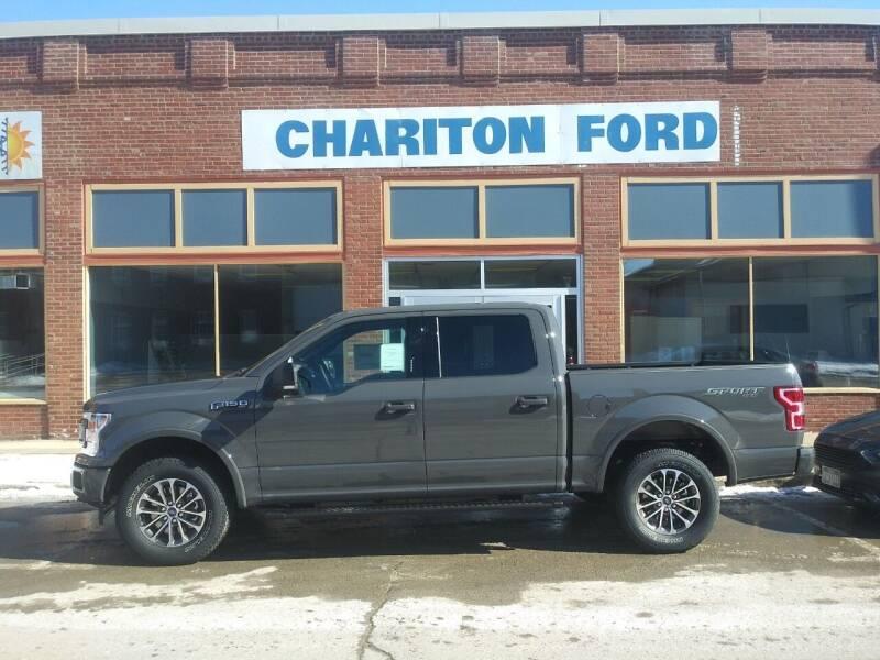 2020 Ford F-150 4x4 XLT 4dr SuperCrew 5.5 ft. SB - Chariton IA