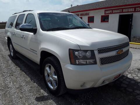 2012 Chevrolet Suburban for sale at Sarpy County Motors in Springfield NE