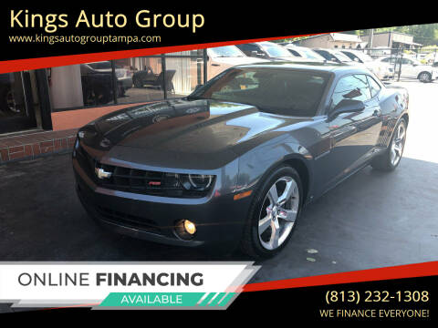 2010 Chevrolet Camaro for sale at Kings Auto Group in Tampa FL