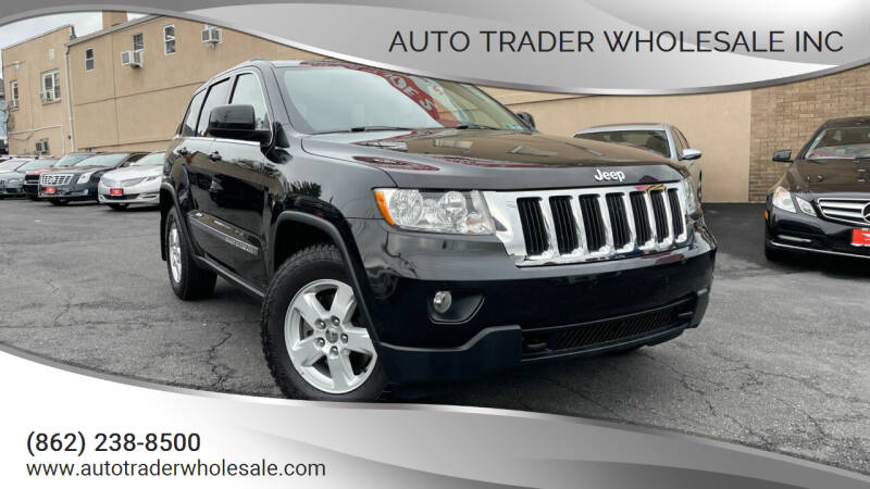 2011 Jeep Grand Cherokee for sale at Auto Trader Wholesale Inc in Saddle Brook NJ