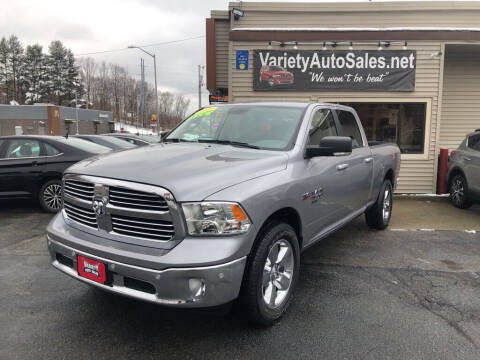 2019 RAM Ram Pickup 1500 Classic for sale at Variety Auto Sales in Worcester MA