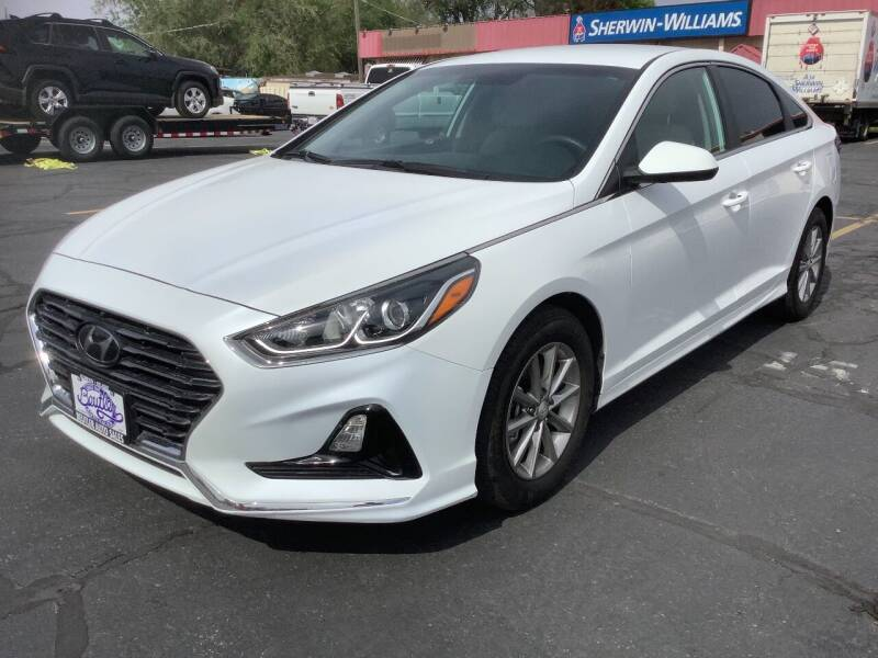 2019 Hyundai Sonata for sale at Beutler Auto Sales in Clearfield UT