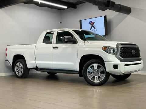 2018 Toyota Tundra for sale at TX Auto Group in Houston TX