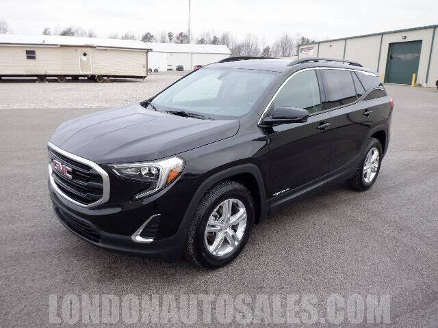 2018 GMC Terrain for sale at London Auto Sales LLC in London KY