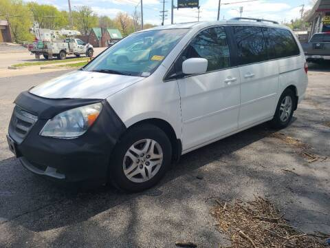 2005 Honda Odyssey for sale at SMD Auto Sales in Kansas City MO