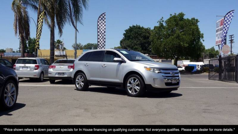 2012 Ford Edge for sale at Westland Auto Sales on 7th in Fresno CA